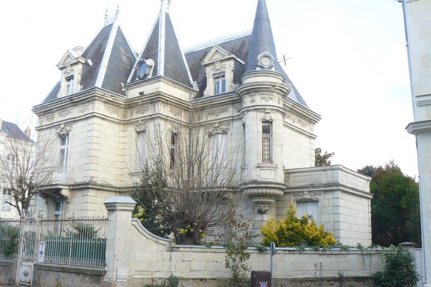 Quartier Jolie demeure du quartier de l'Ecole de Cavalerie