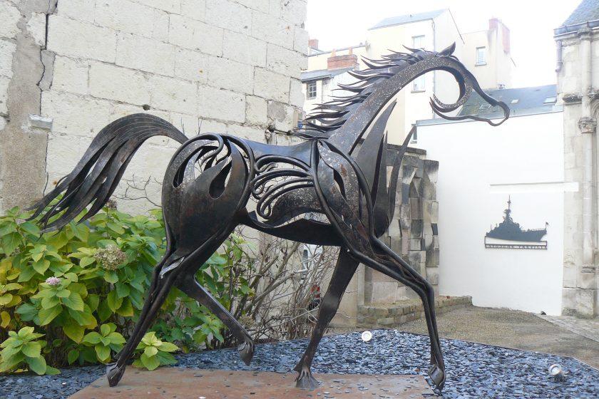 VILLE Saumur cité du cheval
