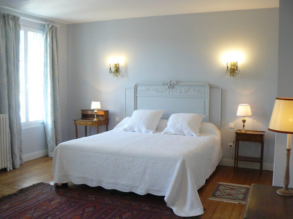 Séjournez en chambre d'hôtes à la maison de Saumur et pourquoi pas dans sa chambre la Citadelle ?