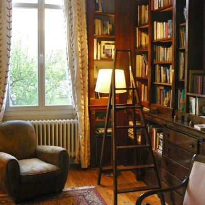 Bibliothèque la maison de saumur